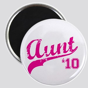 aunt to be t-shirts 2010 Magnet