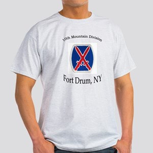 10TH MOUNTIAN DIV Light T-Shirt
