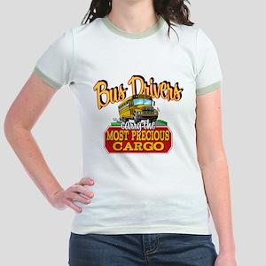 Most Precious Cargo Jr. Ringer T-Shirt