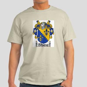 Shea Coat of Arms Light T-Shirt