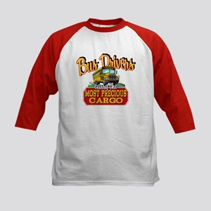 Most Precious Cargo Kids Baseball Jersey