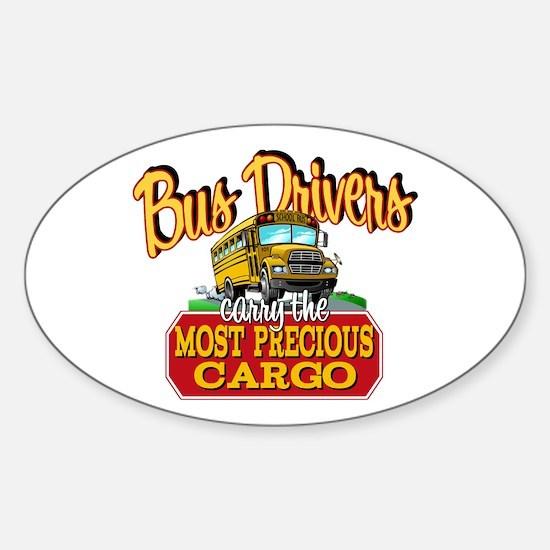 Most Precious Cargo Oval Sticker (10 pk)