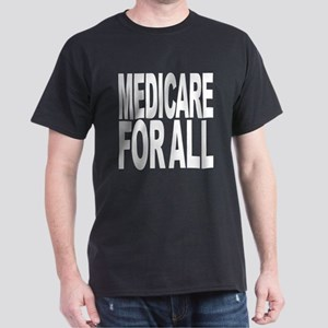 Medicare For All Dark T-Shirt
