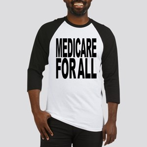 Medicare For All Baseball Jersey