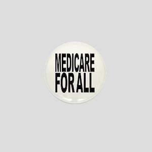 Medicare For All Mini Button