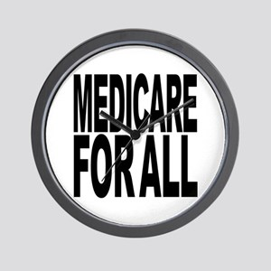 Medicare For All Wall Clock