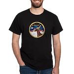 XmsSunrs/Horse (Ar-Br) Dark T-Shirt