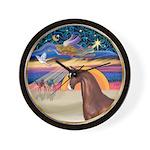 XmsStar/Horse (Ar-Br) Wall Clock
