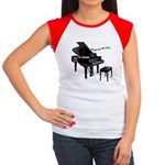Music for the Soul Women's Cap Sleeve T-Shirt