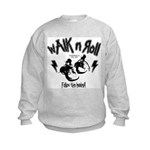 Follow The Leader Kids Sweatshirt