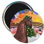 XmsMusic2/Horse (Ar-Br) Magnet