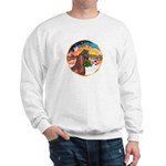 XmsMusic2/Horse (Ar-Br) Sweatshirt