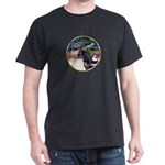 XmsMagic/Horse (Ar-blk) Dark T-Shirt