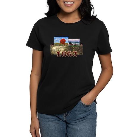 ABH Chancellorsville Women's Dark T-Shirt