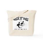 Kid In The Box Tote Bag