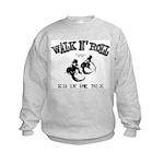 Kid In The Box Kids Sweatshirt