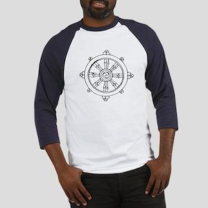 Dharma Wheel Baseball Jersey