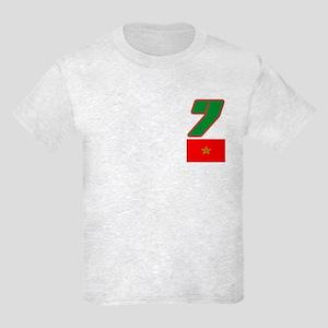 Team Morocco - #7 Kids Light T-Shirt