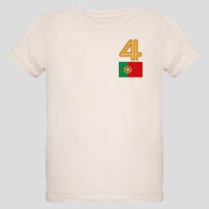 Team Portugal - #4 Organic Kids T-Shirt
