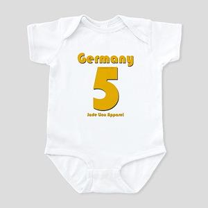 Team Germany - #5 Infant Bodysuit