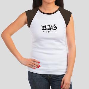 NYE Women's Cap Sleeve T-Shirt