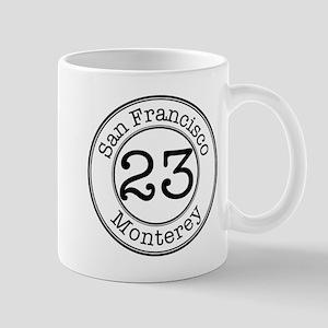 Circles 23 Monterey Mug
