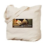 Logan Books Tote Bag