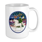 XmsMagic/Horse (Ar-W) Large Mug