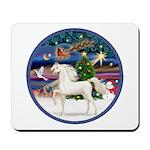 XmsMagic/Horse (Ar-W) Mousepad