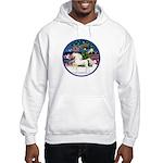 XmsMagic/Horse (Ar-W) Hooded Sweatshirt