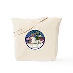 XmsMagic/Horse (Ar-W) Tote Bag