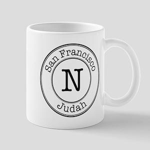 Circles N Judah Mug