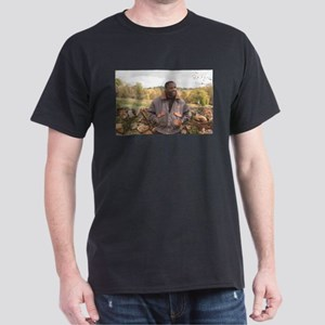 Philip Emeagwali Black T-Shirt