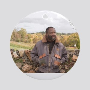 Philip Emeagwali Ornament (Round)
