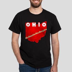 Vintage Ohio Dark T-Shirt
