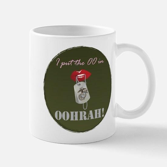 Funny Marines girlfriend Mug
