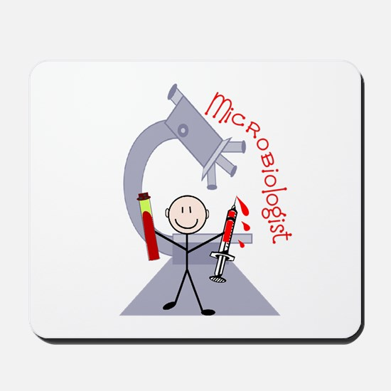 Microbiology/Lab Mousepad