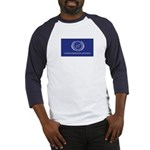Star Trek Flag Baseball Jersey