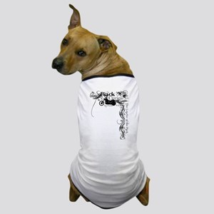 Black Cycles Dog T-Shirt