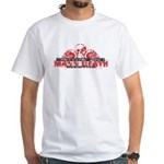 Mass Deathtruction White T-Shirt
