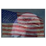 Patriotic Themes Large Poster