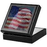 Patriotic Themes Keepsake Box