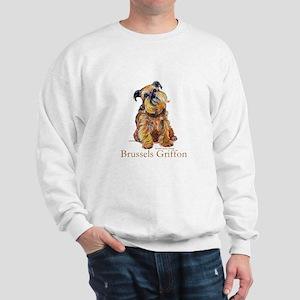Brussels Griffon Sweatshirt