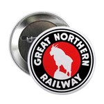 Great Northern Button (10 pack)
