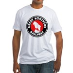 Great Northern Fitted T-Shirt