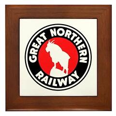 Great Northern Framed Tile