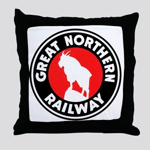 Great Northern Throw Pillow