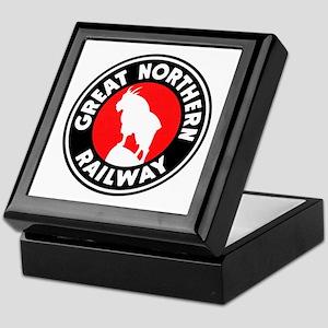 Great Northern Keepsake Box