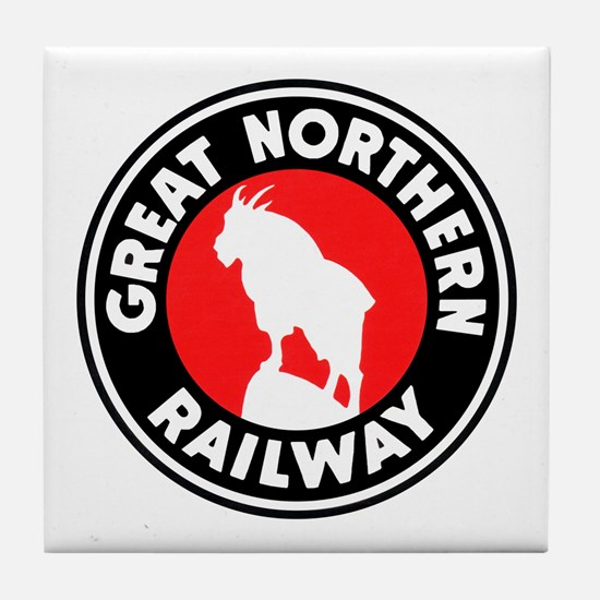 Great Northern Tile Coaster