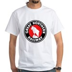Great Northern White T-Shirt